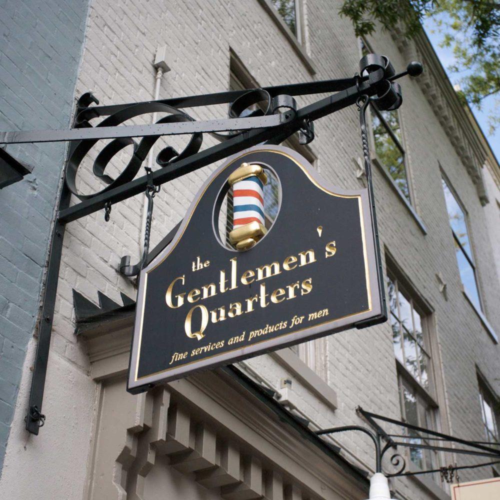 The Gentlemen's Quarters   Fine Men's Barber Shop & Spa in Alexandria